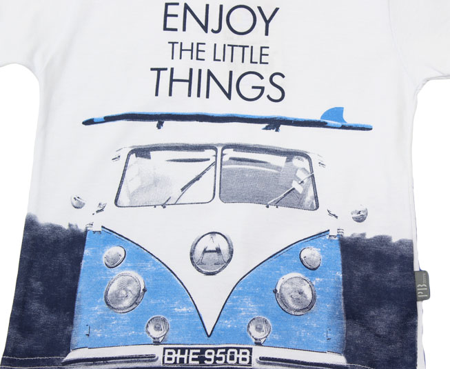 "Conjunto ""Enjoy the Little Things"" Pulla Bulla"