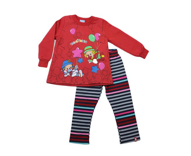 57b3e27be ... Conjunto Feminino infantil de Inverno Patati Patata Malwee - Criança e  Bebê ...