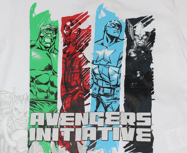 Conjunto Masculino Avengers Initiative Brandili