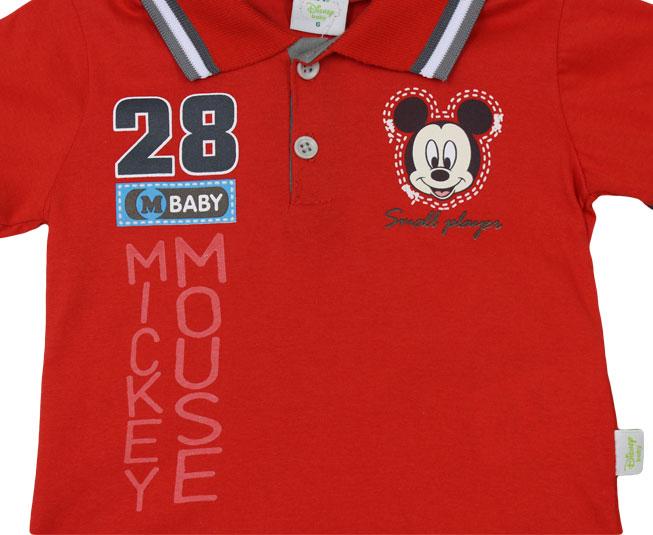 Conjunto Masculino Mickey Mouse Brandili