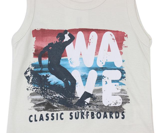 Conjunto Masculino Surf Classic Brandili