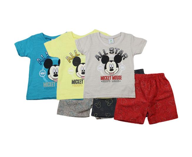 Conjunto Masculino Mickey Mouse Disney Baby Brandili