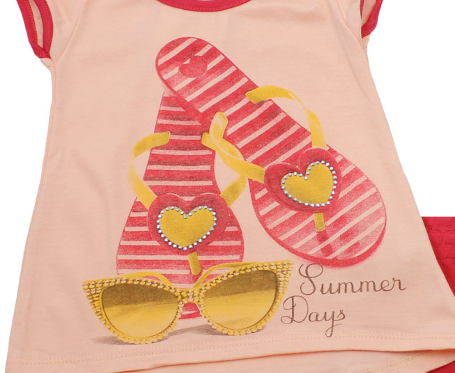"Conjunto Feminino ""Summer Days"" Kaiani"