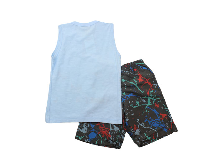 "Conjunto Regata Masculino ""Think Fun"" Kamylus"