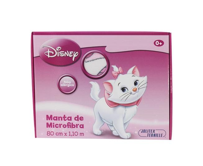 Manta Microfibra Rosa Marie