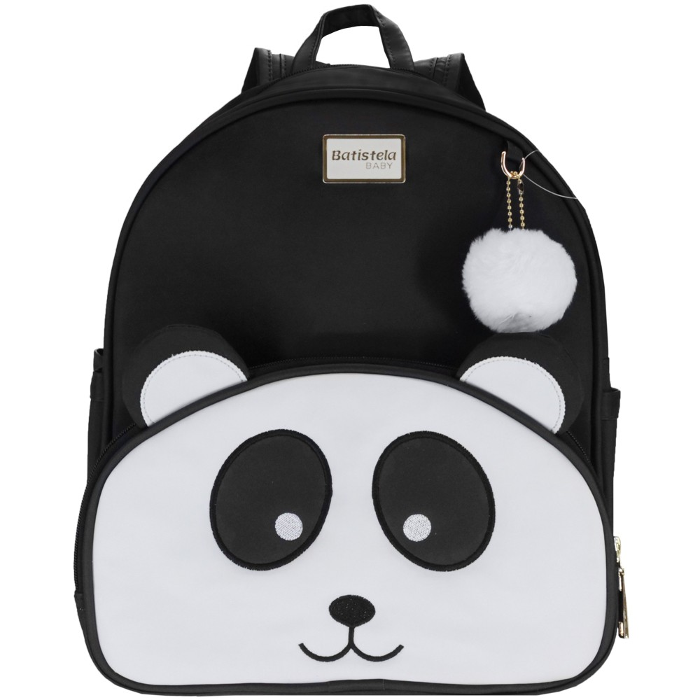 Mochila Maternidade Infantil Panda Batistela Baby
