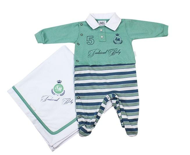 Saida de Maternidade Verde