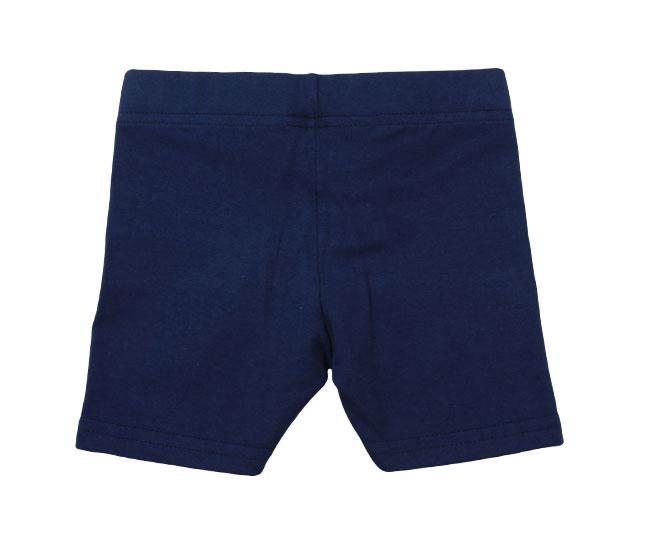 Short Azul Escuro Malwee