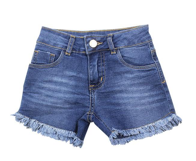 Short Jeans Feminino Milon