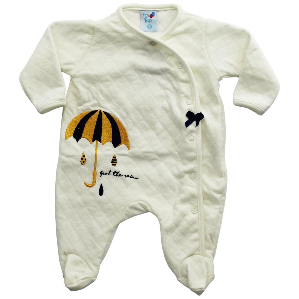 Macacão Inverno Acolchoado Para Bebê Tip Top