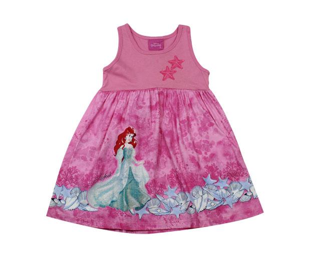 Vestido Disney Princess Ariel Brandili