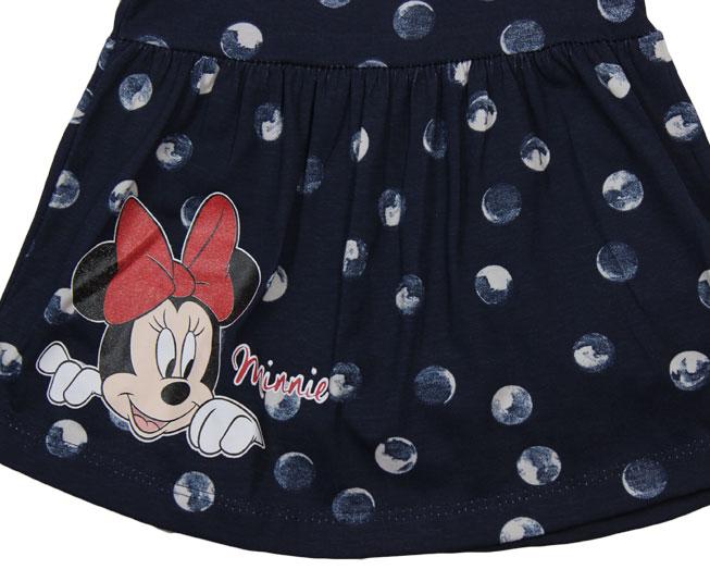 Vestido Minnie com Bolinhas Brandili