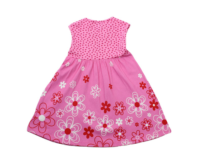 Vestido Peppa Pig Rosa Malweee