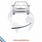 Acabamento Inferior  Parabrisa Vw Touareg/ Audi Q7/ Porsche Cayenne