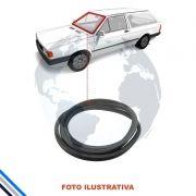 Borracha Parabrisa Vw Gol 1980-1994 (quadrado) Standart