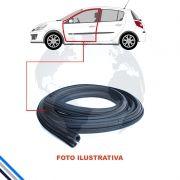 Borracha Quadro Porta Dianteira Direita Honda Civic 07-11