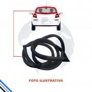 Borracha Vidro Traseiro Vigia Gm Corsa Sedan Ext 2002-2012