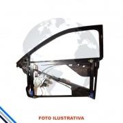 Cajado/Quadro Porta Dianteira Esquerda Audi A3 1998-2006