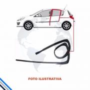 Canaleta Traseira Direita Fiat Palio/Weekend/Siena 1996-2015