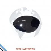 Capa De Retrovisor Externo Esquerdo Citroen C3 2002-2012