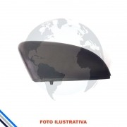 Capa Externa Retrovisor Direito Vw Voyage G5 08-11