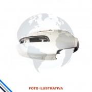 Capa Retrovisor Externo C/ Pisca Direito Hyundai I30 08/12