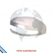 Capa Retrovisor Externo Direito Honda City C/ Furo Pisca 12 - 14