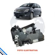Fechadura Dianteira Direita Gm Corsa Ii/meriva 2002-2012