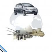 Fechadura Pt Diant Esq Pre/Elet Honda Fit 2003-2008