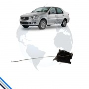 Fechadura Traseira Direita Fiat Palio/Week/Siena 1996-2011