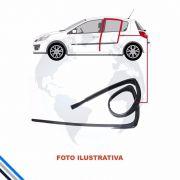 Guia Canaleta Traseira Direita Honda Civic 1996-2000