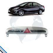 Interruptor Pisca (painel) Peugeot 308/408 2011-2016