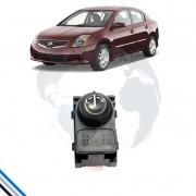 Interruptor Vidro Diant/Tras  Esquerdo Nissan Sentra 2010-2012  Original