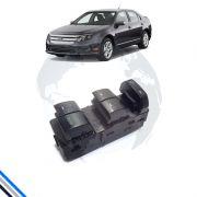 Interruptor Vidro Ford Fusion 2006-2012 Esquerdo Original