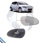 Lente Retrovisor Externo Direito Hyundai I30/Cw 2009-2012 - Gcomponentes