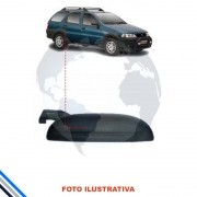 Macaneta Externa Dianteira Direita Fiat Palio/Week/Siena/Strada 1996-2004