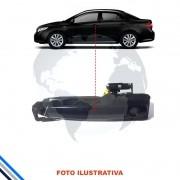 Macaneta Externa Dianteira Esquerda Toyota Corolla/Fielder/Hilux 2002-2014