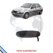 Macaneta Externa Traseira Direita Ford Fiesta/Escort 1996-2006