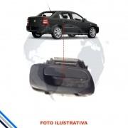 Macaneta Externa Traseira Direita Gm Astra/Zafira 1998-2012