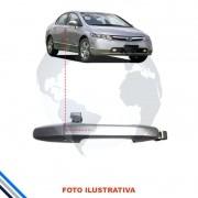 Macaneta Externa Traseira Direita Honda Civic 2007-2011