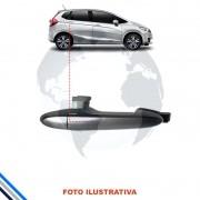 Macaneta Externa Traseira Direita Honda Fit 2014-2016