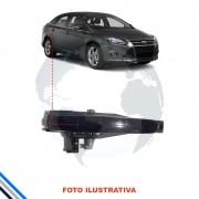 Macaneta Externa Traseira Esquerda Ford Focus 2009-2013