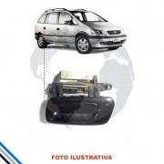 Macaneta Externa Traseira Esquerda Gm Zafira/Astra 1998-2012
