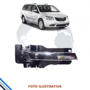 Macaneta Interna Dianteira Direita Chrysler Town & Country 2010-2012