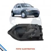 Macaneta Interna Dianteira Esquerda Ford Ka 1997-2007