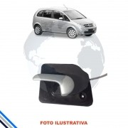 Macaneta Interna Dianteira Esquerda Gm Corsa Ii/Meriva/Montana 2002-2012