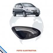 Macaneta Interna Dianteira/Traseira Esquerda Honda Fit 2003-2008