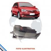 Macaneta Interna Dianteira/Traseira Esquerda Toyota Etios/Sedan 2012-2016