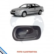 Macaneta Interna Traseira Direita Honda Civic 1996-2000
