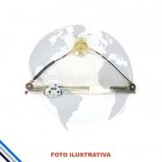Maquina de Vidro Dianteira Esquerda Fiat Uno/fiorino/elba/premio 1984-2013